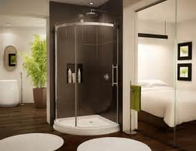 Corner Bath With Shower Enclosure Curved Amp Bent Glass Shower Enclosures Cost Effective