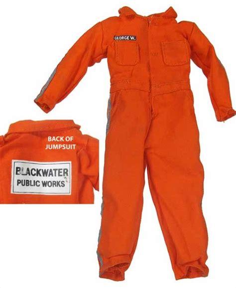 Zia Overall Set Orange www actionfiguren shop overall orange 1 6