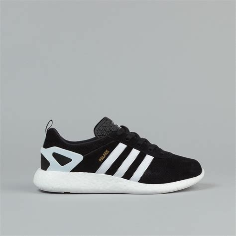 adidas palace adidas x palace pro boost shoes black white gold