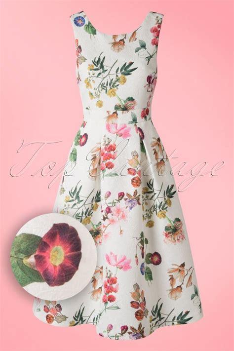 Dress Sabrina Flowers Vintage 458 best floral dress images on floral dresses