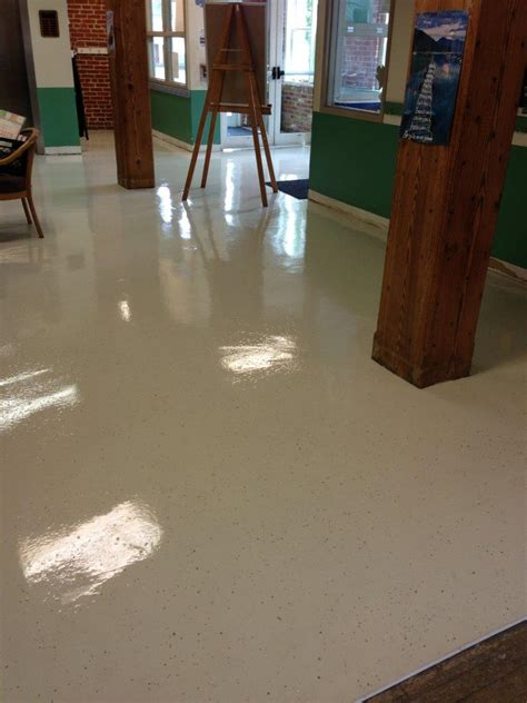 Poured Flooring by Seamless Resilient Poured Flooring Durex Seamless