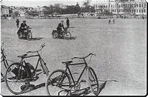 bisiklet ve motosiklet kiralama ve tur alani olarak