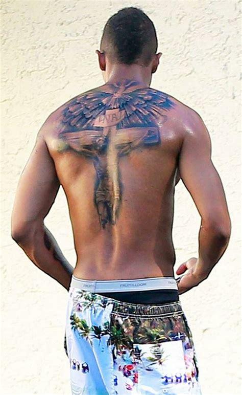 new tattoo of nick cannon celeb tattoo regrets nova fm