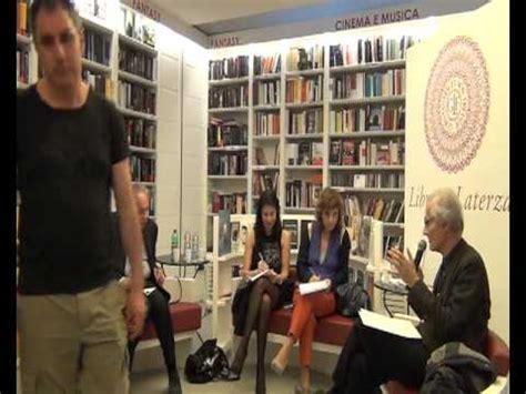 libreria laterza bari libreria laterza di bari 20 4 13 presentazione di quot dalla