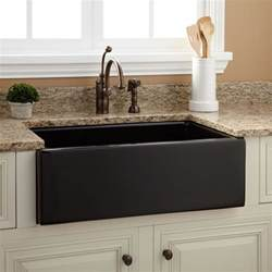 Black Sink Kitchen Best 25 Black Farmhouse Sink Ideas Only On Country Sink Apron Sink And Farm Sink