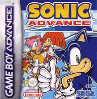 sonic advance (usa) rom > gameboy advance /gba | loveroms.com