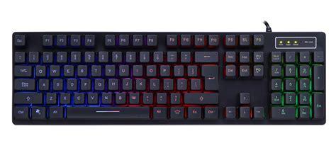 Keyboard Komputer Di Malang warwolf v10 semi mechanical gaming keyboard blossom toko komputer malang