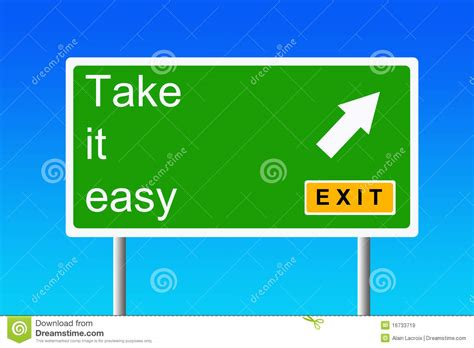 take it easy royalty free stock images image 16733719