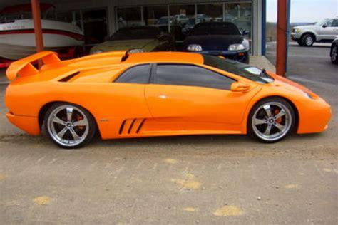 Diablo Lamborghini For Sale Italian Sushi Acura Honda Nsx Based Lamborghini Diablo