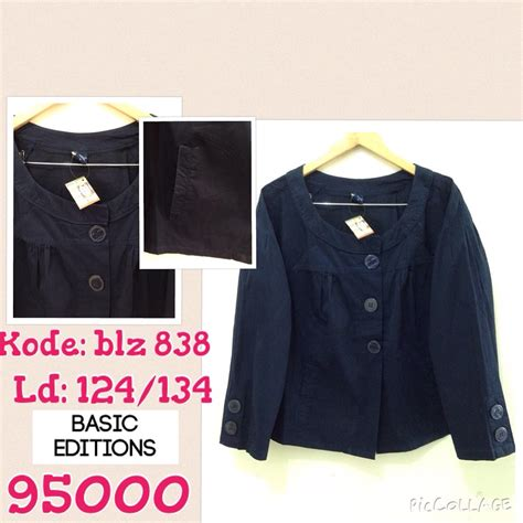 Kaos Inner Outer Import Curvy Big Size