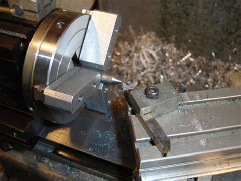 Turning Between Centers On The Taig Lathe