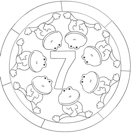 mandala coloring pages for preschoolers numbers mandala coloring page crafts and worksheets for