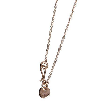 croce pomellato collana in oro rosa pendente croce con tsavoriti