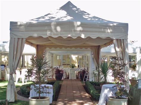 backyard wedding hire wedding marquee temporarily creates dreamlike wedding