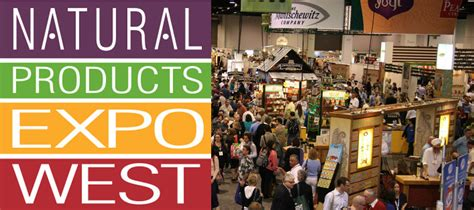 expo natura products expo west trade show displays and exhibits