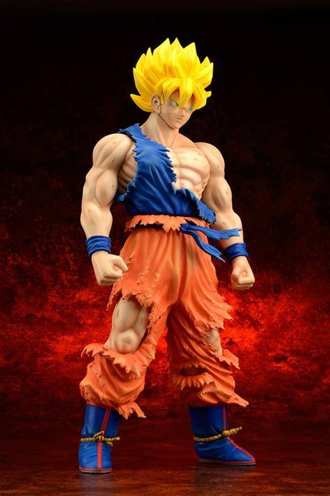 Series Saiyan Goku omocha house