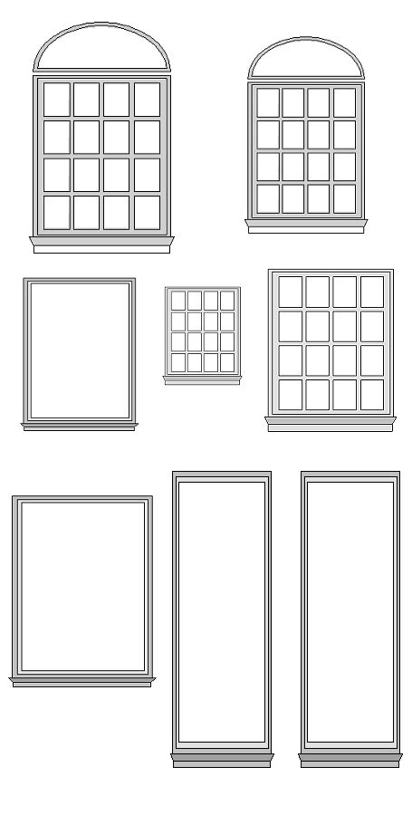 printable tudor house template window templates enlarge or reduce as needed designs