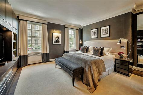 london bedroom design chelsea townhouse contemporary bedroom london by