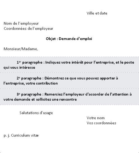 Présentation Lettre De Motivation Anglais mod 195 168 le pr 195 169 sentation lettre