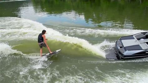 axis boats youtube 2018 axis a24 wakesurfing review youtube