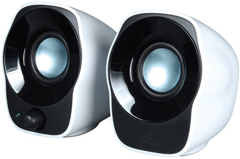 Logitech Stereo Speaker Z120 logitech z120 logitech z120 stereo speaker system at reichelt elektronik