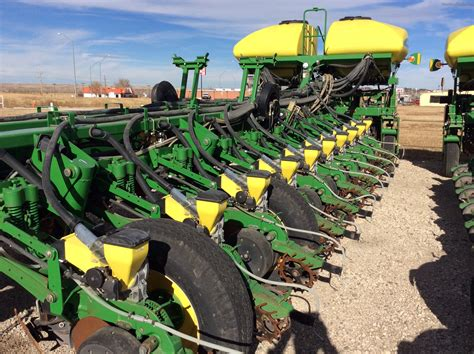 Liquid Fertilizer Systems For Planters by 2005 Deere 1770nt Planting Seeding Planters