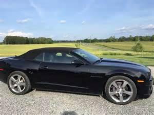2013 Chevrolet Camaro Convertible For Sale 5th Black 2013 Chevrolet Camaro Ss Convertible For