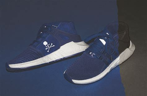 Adidas X Mastermind Japan Eqt Support 93 16 Blue mastermind world x adidas originals reveal their new eqt collaboration the drop date
