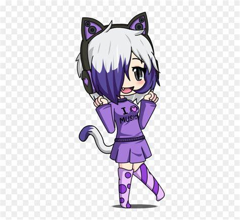 anime chibi wolf wolf chibi drawing purple fox anime www picturesboss