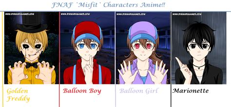 fnaf fan game creator fnaf crew anime 3 by creepypastafreak17 on deviantart