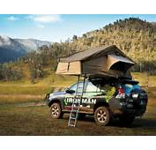 Roof Top Tent  Ironman 4x4