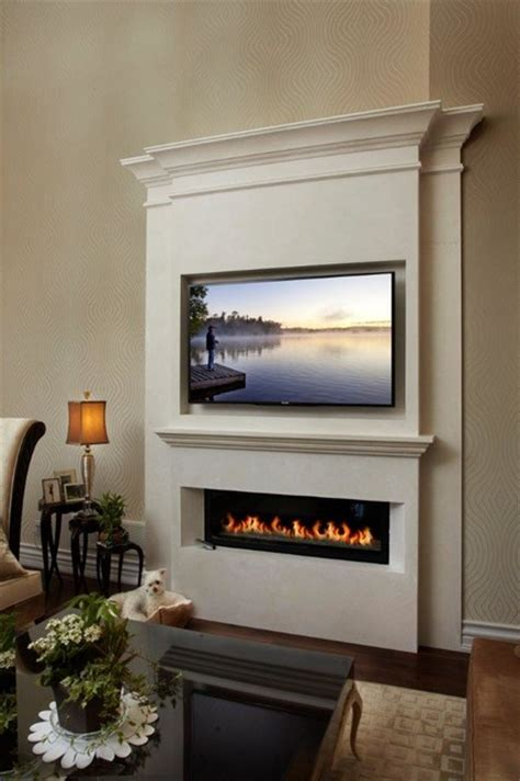 linear fireplace designs linear fireplace mantel in new york modern living room