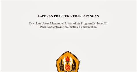 format cover makalah unpad proses pelayanan pembuatan paspor di kantor imigrasi kelas