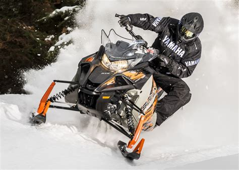 Snowmobile Sweepstakes - 2017 yamaha snowmobiles released american snowmobiler magazine