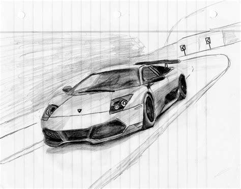 imagenes para dibujar a lapiz de autos coches dibujados a lapiz imagui