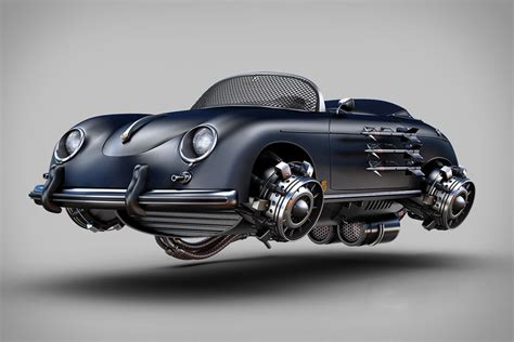 futuristic cars retro futuristic vehicles uncrate