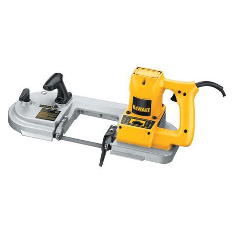 bench band saw dewalt deep cut variable speed porta band 174 saw tools