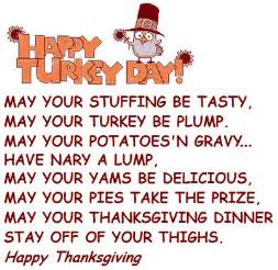 happy thanksgiving poems funny thanksgiving fun turkey day entertainment main page