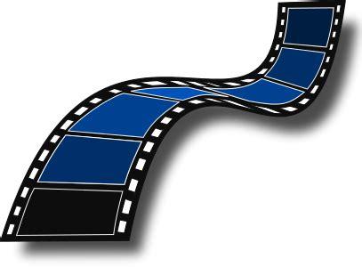 film strip blue /recreation/entertainment/movie/film
