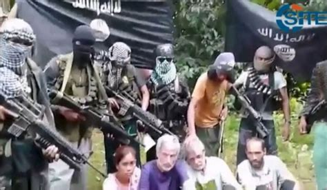 news of a kidnapping militants release video of four kidnapped in philippines toronto star