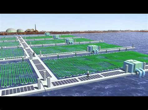 Energy Pods energy from floating algae pods jonathan trent youtube