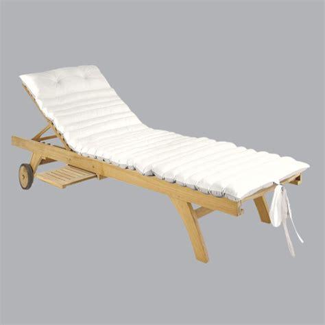 cuscino per lettino prendisole cuscino per lettino da spiaggia duo lino ecr 249 cuscini