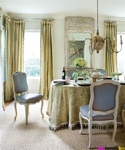 Yellow Dining Room Curtains Ideas Designer S Best Kept Secret 1 Step Dining Table Makeover