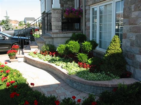 stylish front yard landscaping ideas manitoba design