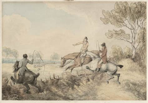 fox hunt by sam rulz sporting horses fox and badger hunt samuel