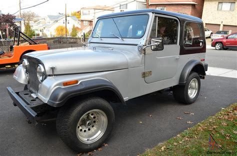 jeep eagle for sale yellow cj7 for sale