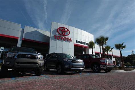 Fredanderson Toyota Fred Toyota Of Charleston On Hwy Car