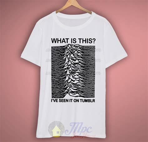 joy division i ve seen on t shirt mpcteehouse