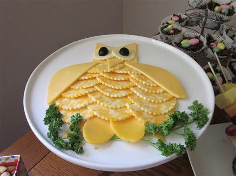 Baby Shower Themed Food by Baby Shower 3 Owls Fit Real Food