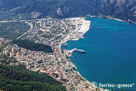 igoumenitsa porto ferry to igoumenitsa ferriesingreece